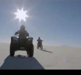 Dakar Bolivia 2014