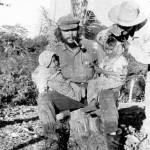 Imagen del Che en Ñancahuazú