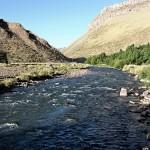 El Río Ñancahuazú desemboca el en caudaloso Río Grande, algunos kilómetros aguas abajo del lugar en que se había instalado el campamento guerrillero