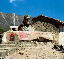 Tras los pasos del Che