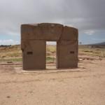 Un monolito tallado de una sola pieza. La puerta del sol tiene 3 metros de alto, 4 metros de ancho y aproximadamente pesa 10 toneladas